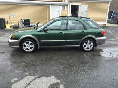 2002 Subaru Impreza for sale in Cumberland, RI