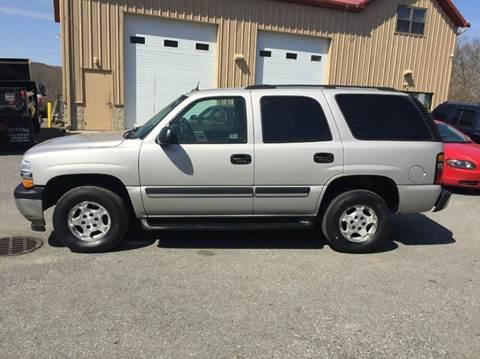 2005 Chevrolet Tahoe for sale in Cumberland, RI