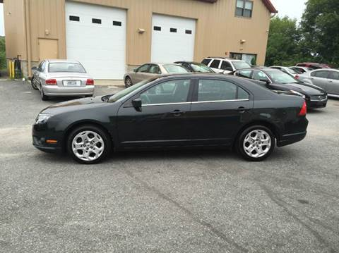2010 Ford Fusion for sale in Cumberland, RI