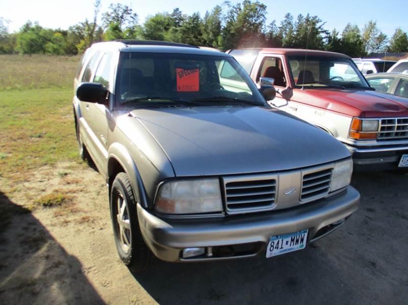 1999 Oldsmobile Bravada