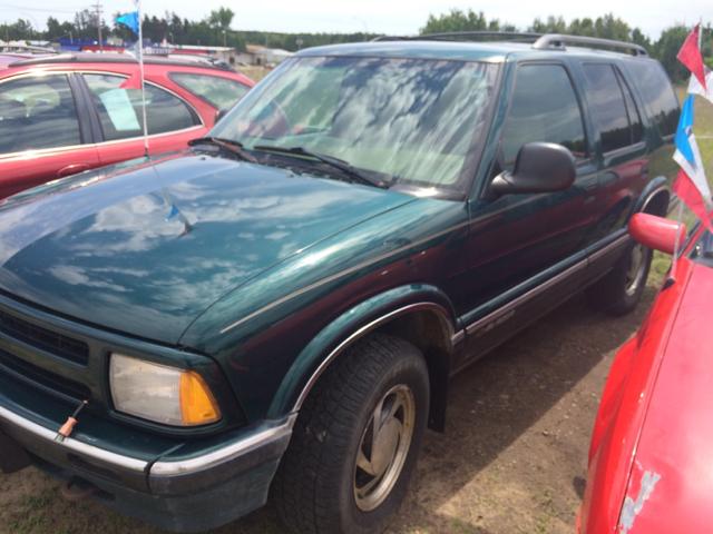 1997 Chevrolet Blazer