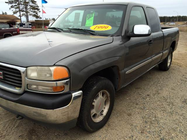 1999 GMC Sierra 1500