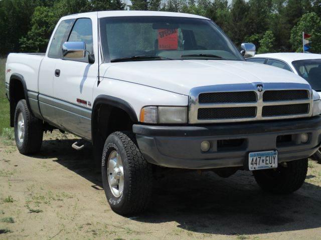 1996 Dodge Ram Pickup 1500