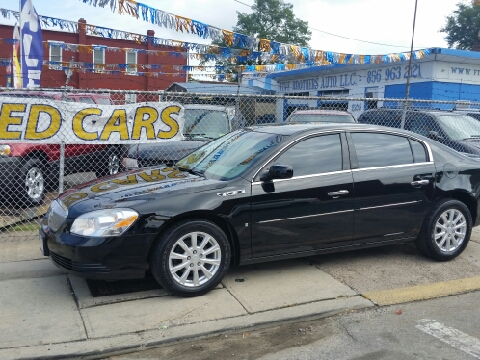 2009 Buick Lucerne for sale in Camden, NJ