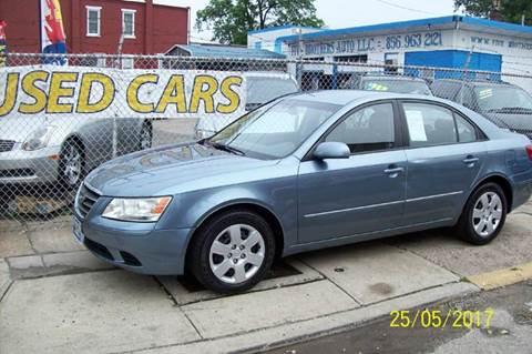 2009 Hyundai Sonata for sale in Camden, NJ