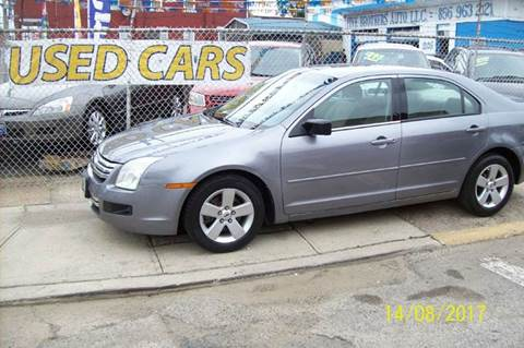 2006 Ford Fusion for sale in Camden, NJ