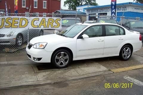 2006 Chevrolet Malibu for sale in Camden, NJ