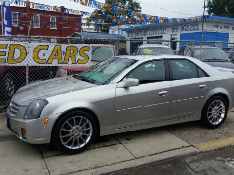 2007 Cadillac CTS for sale in Camden, NJ