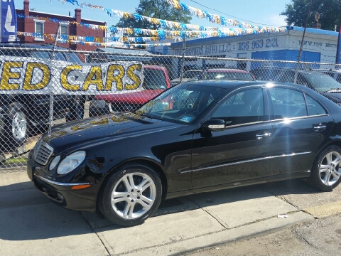 2006 Mercedes-Benz E-Class for sale in Camden, NJ