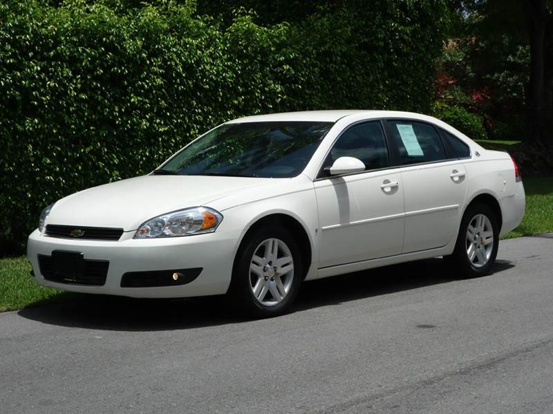 2008 CHEVROLET IMPALA LT 4DR SEDAN W2LT white 2-stage unlocking - remote abs - 4-wheel air fil