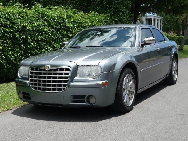 2007 CHRYSLER 300 C 4DR SEDAN gray 2-stage unlocking - remote abs - 4-wheel adjustable pedals