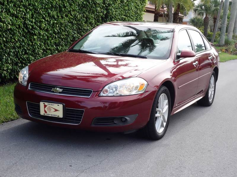 2010 CHEVROLET IMPALA LTZ 4DR SEDAN maroon 2-stage unlocking - remote abs - 4-wheel air filtrat