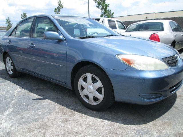 2002 Toyota Camry
