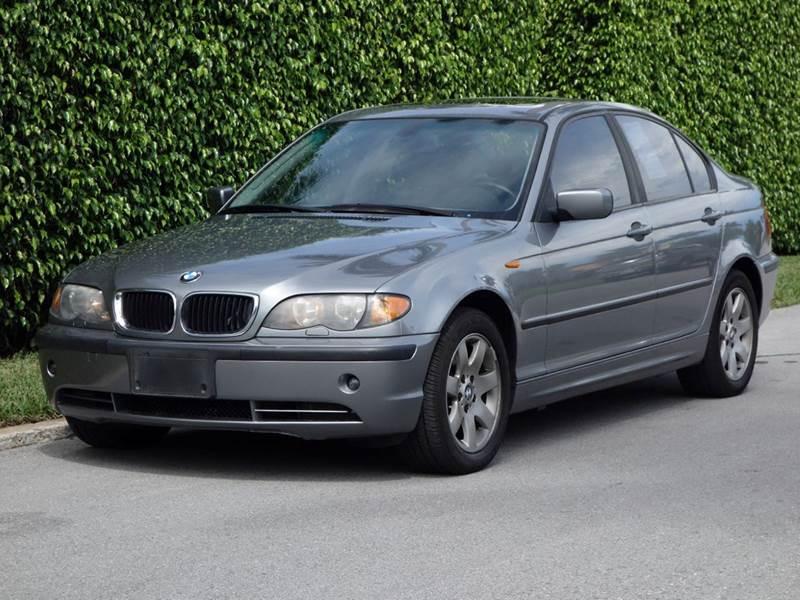 2004 BMW 3 SERIES 325XI AWD 4DR SEDAN gray abs - 4-wheel center console cruise control daytime