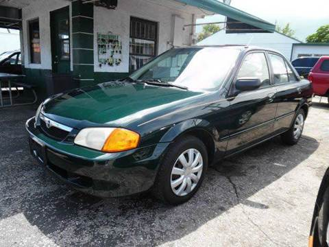 1999 Mazda Protege for sale in West Palm Beach, FL