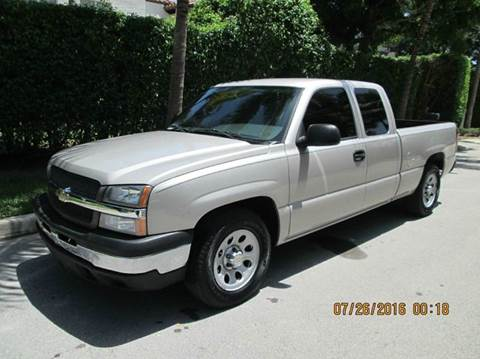 2005 Chevrolet Silverado 1500 for sale in West Palm Beach, FL