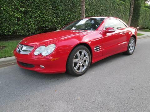 2003 Mercedes-Benz SL-Class