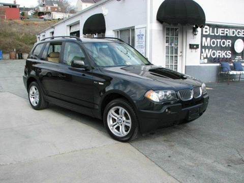2004 BMW X3 for sale in Charlottesville, VA