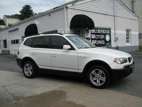 2004 BMW X3 for sale in Charlottesville, VA
