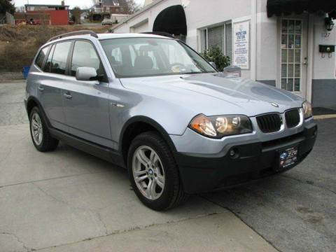 2005 BMW X3 for sale in Charlottesville, VA