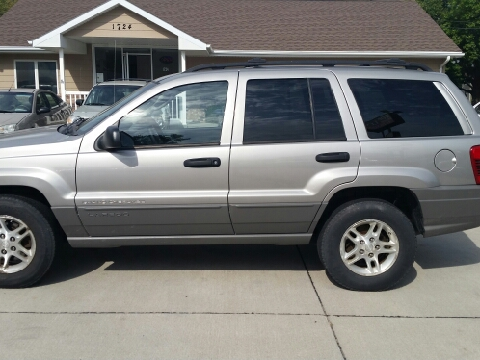 2002 Jeep Grand Cherokee for sale in Kearney, NE