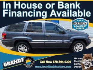 2003 Jeep Grand Cherokee for sale in Marietta, GA