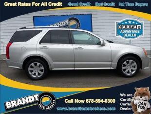 2008 Cadillac SRX for sale in Marietta, GA