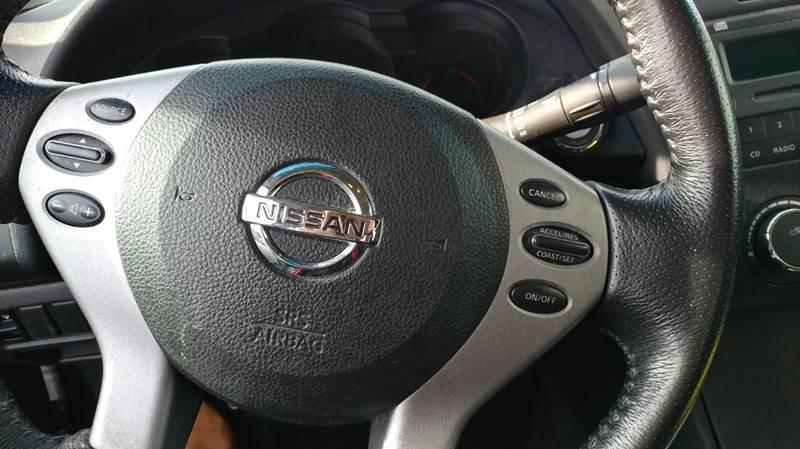 2009 Nissan Altima 2.5 S 4dr Sedan CVT - Spencerport NY
