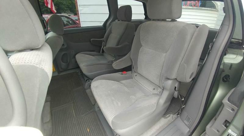 2007 Toyota Sienna LE 7-Passenger 4dr Mini-Van - Spencerport NY