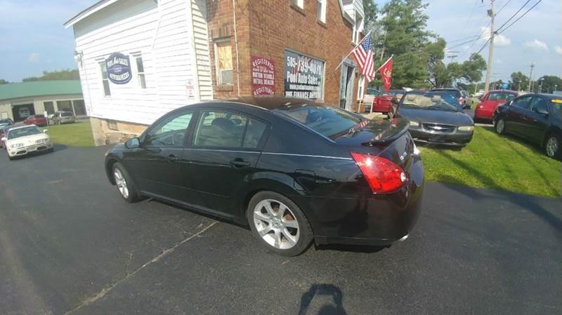 2008 Nissan Maxima 3.5 SE 4dr Sedan - Spencerport NY