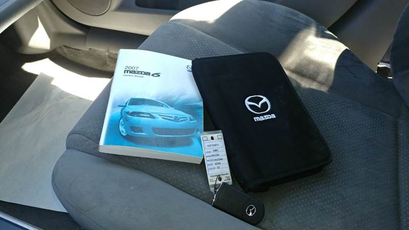 2007 Mazda MAZDA6 i Touring 4dr Sedan (2.3L I4 5A) - Spencerport NY