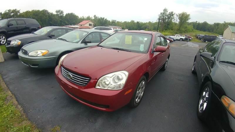 2007 Kia Optima LX 4dr Sedan (2.4L I4 5A) - Spencerport NY