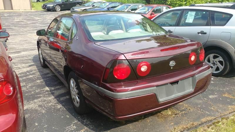 2004 Chevrolet Impala 4dr Sedan - Spencerport NY