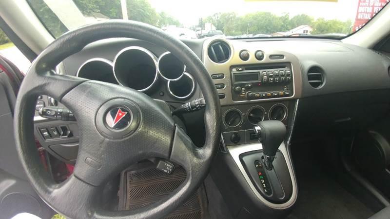2008 Pontiac Vibe 4dr Wagon - Spencerport NY