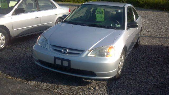2002 Honda Civic LX 2dr Coupe - Spencerport NY