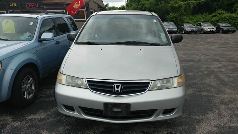 2003 Honda Odyssey LX 4dr Mini-Van - Spencerport NY