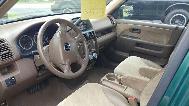2003 Honda CR-V AWD EX 4dr SUV - Spencerport NY
