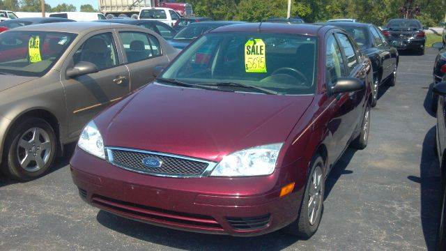 2006 Ford Focus ZX4 SE 4dr Sedan - Spencerport NY