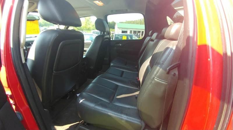 2010 Chevrolet Avalanche 4x4 LT 4dr Pickup - Spencerport NY