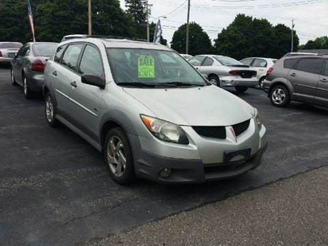 2004 Pontiac Vibe for sale in Spencerport, NY