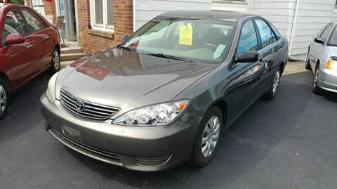 2005 Toyota Camry for sale in Spencerport, NY