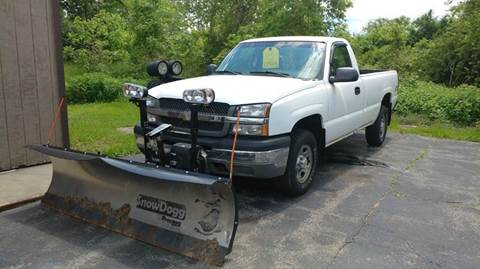 2003 Chevrolet Silverado 1500 for sale in Spencerport, NY
