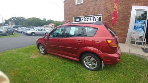 2008 Pontiac Vibe for sale in Spencerport, NY