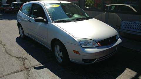 2006 Ford Focus for sale in Spencerport, NY