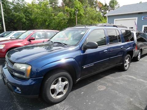 2004 Chevrolet TrailBlazer EXT for sale in Spencerport, NY