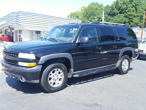 2002 chevrolet suburban for sale ohio