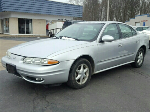 2001 Oldsmobile Alero for sale in North Lima, OH