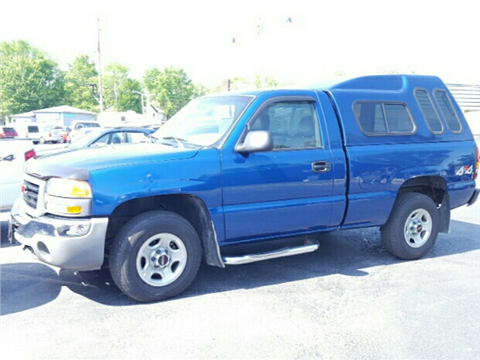 2004 GMC Sierra 1500 for sale in North Lima, OH