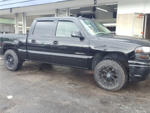 2005 GMC Sierra 1500 for sale in North Lima, OH