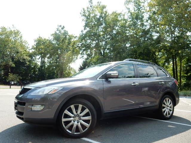 2008 mazda cx 9 grand touring awd 3rd row seat in leesburg va leesburg auto import. Black Bedroom Furniture Sets. Home Design Ideas
